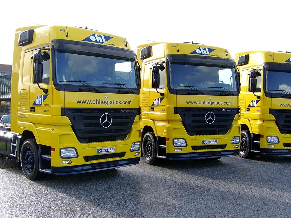 Home - OHL Logistics