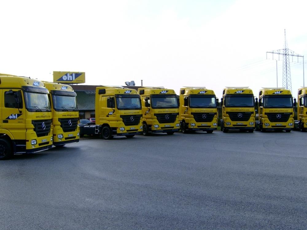 Spedition & Transport - Ohl Logistics A/S